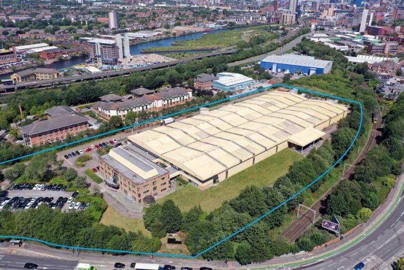 Kiss Logistics Warehouse Manchester