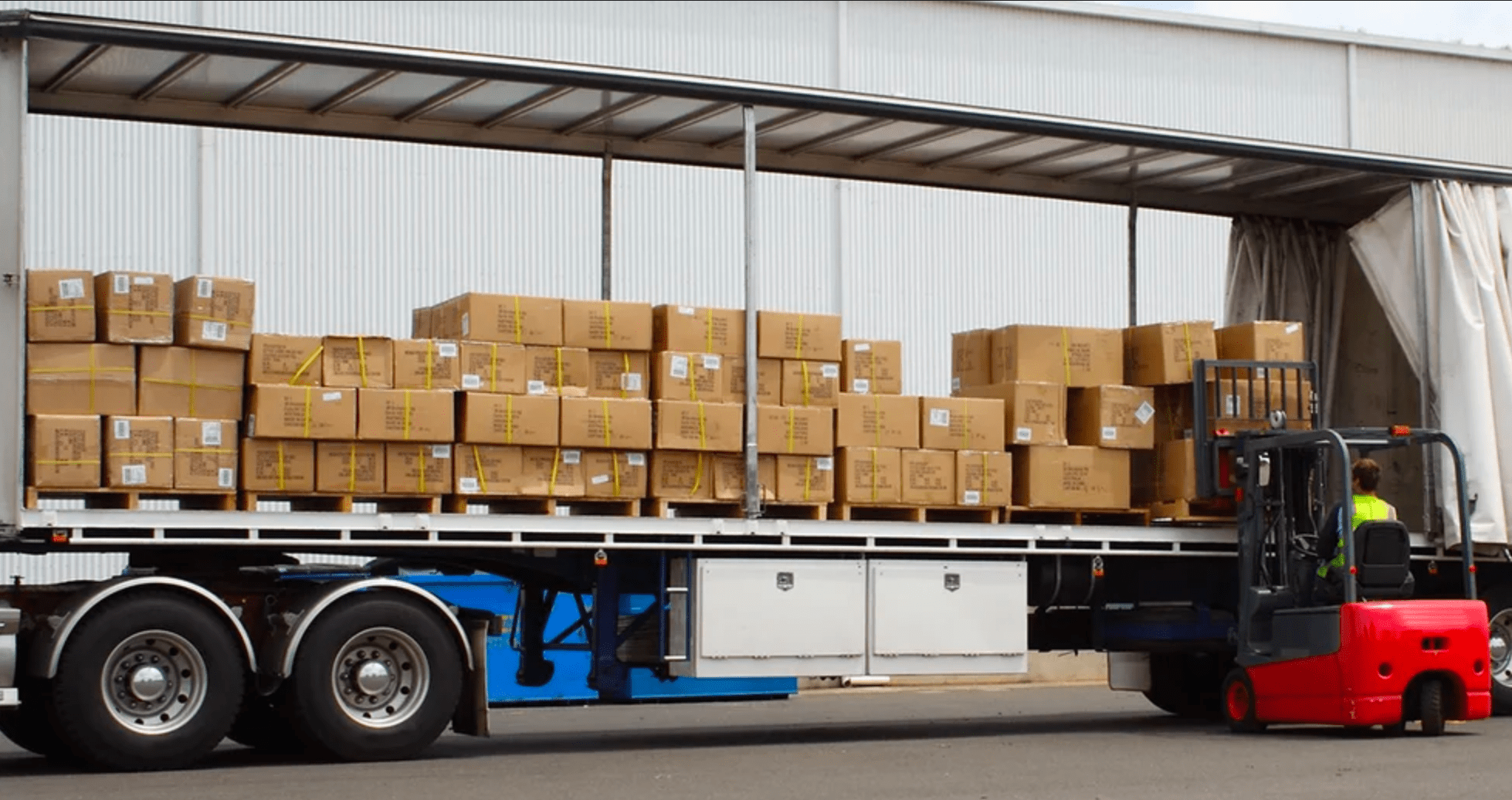 Distribution Kiss Logistics